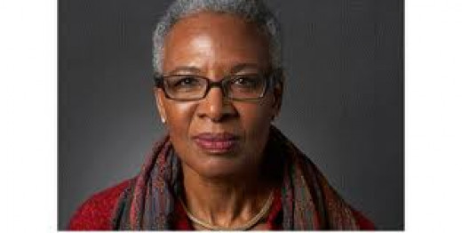 """Historian Nell Irvin Painter, the author of the book """"The History of White People."""""""