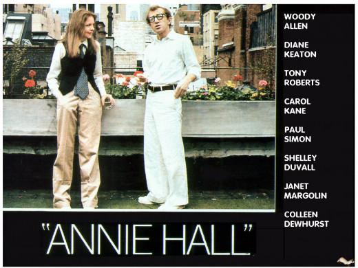 Annie Hall – Noivo Neurótico, Noiva Nervosa Nervosa