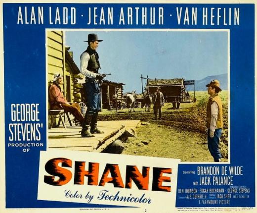 Shane – Os Brutos Também Amam