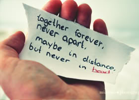 Trust in Your Long Distance Relationship