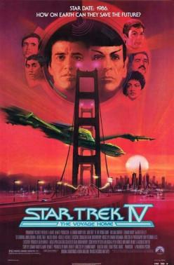 Film Review: Star Trek IV: The Voyage Home
