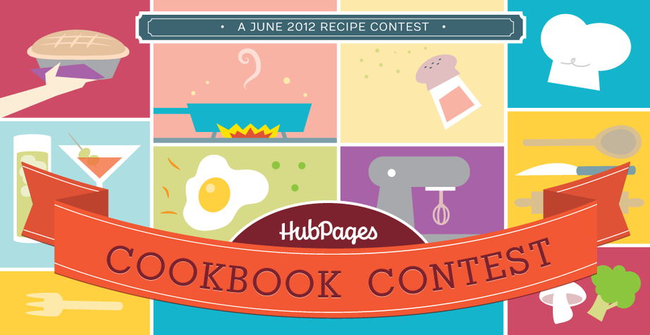 The HubPages Cookbook Contest