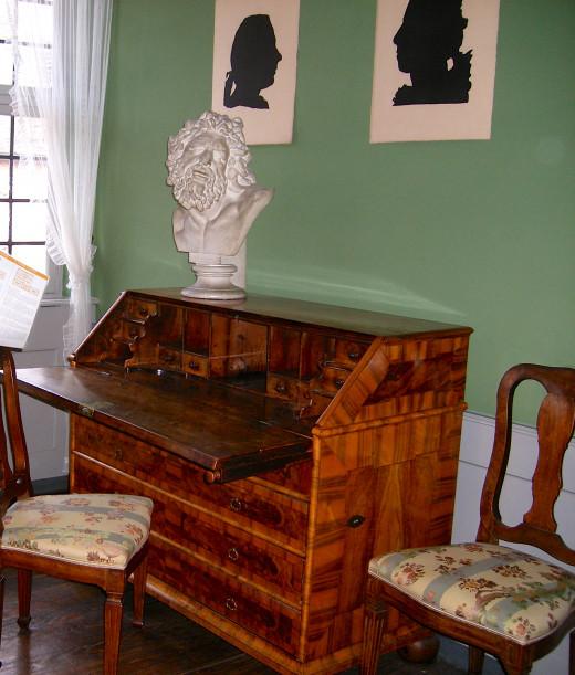 inspirational desk