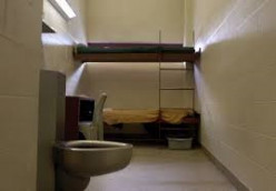 A jail cell. This is where being caught and arrested in the two places below will send you and me. I fear the jail cell.