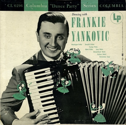 Dancing With Frankie Yankovic (1954)
