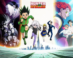 Hunter x Hunter (2011) Anime Review
