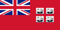 Ensign of Trinity House (Source: http://flagspot.net/flags/gb_trin.html)