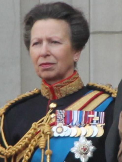 HRH Anne, The Princess Royal