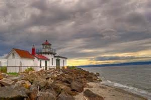 Discovery Park is located in Seattle, Washington. Whether it is raining or on a sunny day this is one heck of a place for taking breathtaking pictures.