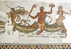 The Sea God Phorcys in Greek Mythology