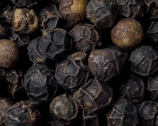 Black pepper can be used in spells to banish negativity.