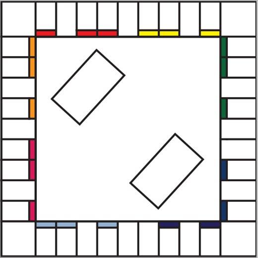 16 Free Printable Board Game Templates MAAceWt9