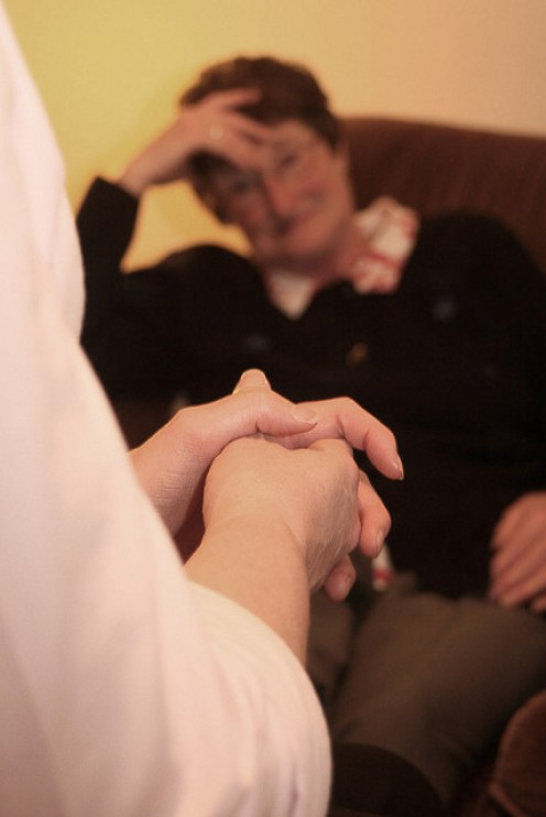 One on one counselling can help people come to terms with their addictions