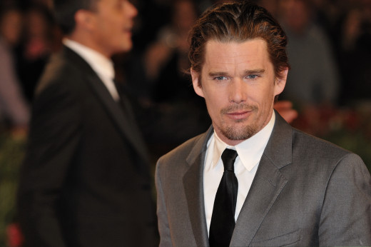 Ethan Hawke at the 2009 Venice Film Festival.