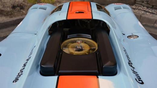 12- cylinders of glory.