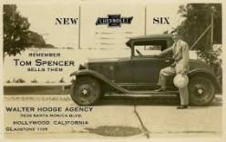 Super-vintage car lot