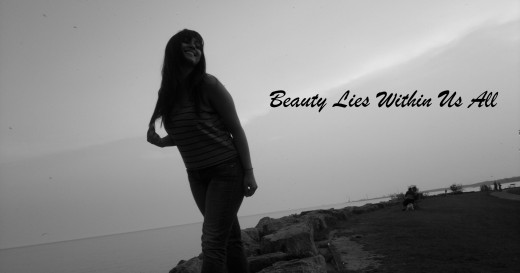 Beauty Lies Within Us All