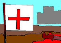 The general pattern of the crusades was lots of bloodshed and much expense for little if any gain.