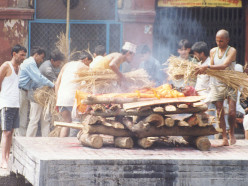Riverside Cremation in Nepal: A Powerful Reminder of our Impermanence
