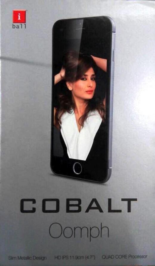 Cobalt Oomph Box