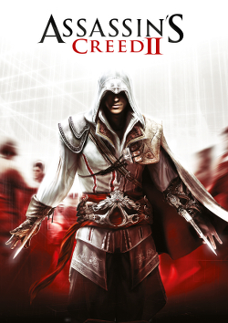 Box art for Assassin's Creed 2.
