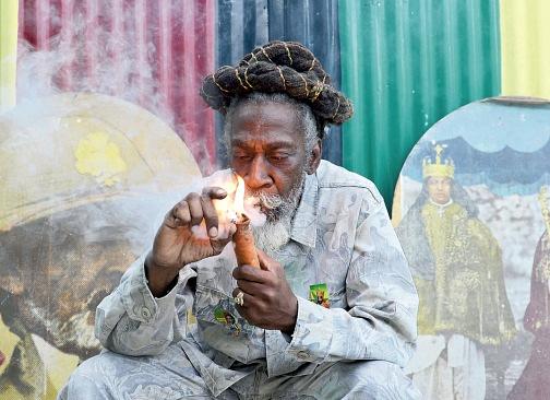 Jamaica's singer legend Bunny Wailer Source: jamaicaobserver.com