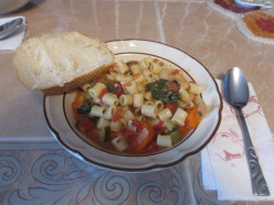 Thick and Hearty Minestrone