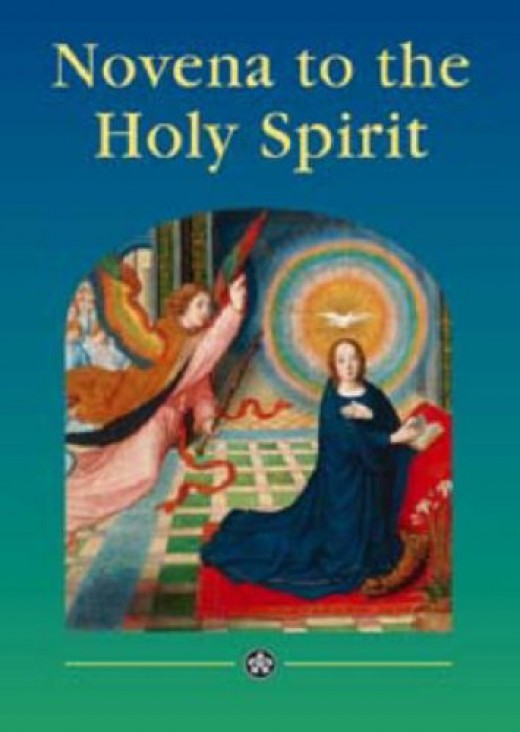 Novena to the Holy Spirit - St. Philip Neri - Heart on Fire - Holy Spirit - Apostle of Rome