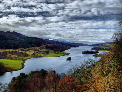 Who knows what strange secrets the Lochs of Scotland may hold?