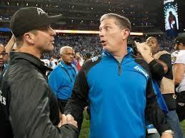 Baltimore Ravens, Jim Harbaugh stuns Detroit Lions' Jim Schwartz by funny remark