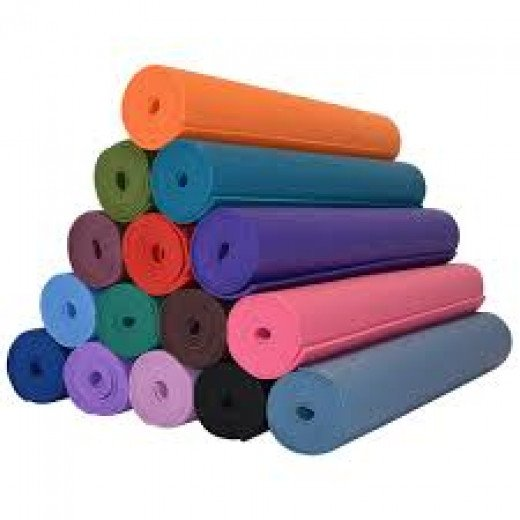 A yoga mat is one of the most important parts of your yoga practice!