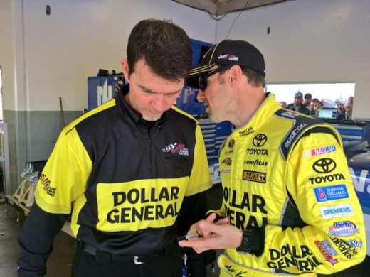 Kenseth has had a great feel for Atlanta even without a prior win