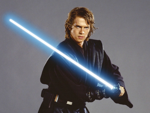 Anakin Skywalker, Jedi Knight
