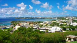 Agana, Guam of today