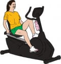 A list of Recumbent exercise bike for weight loss