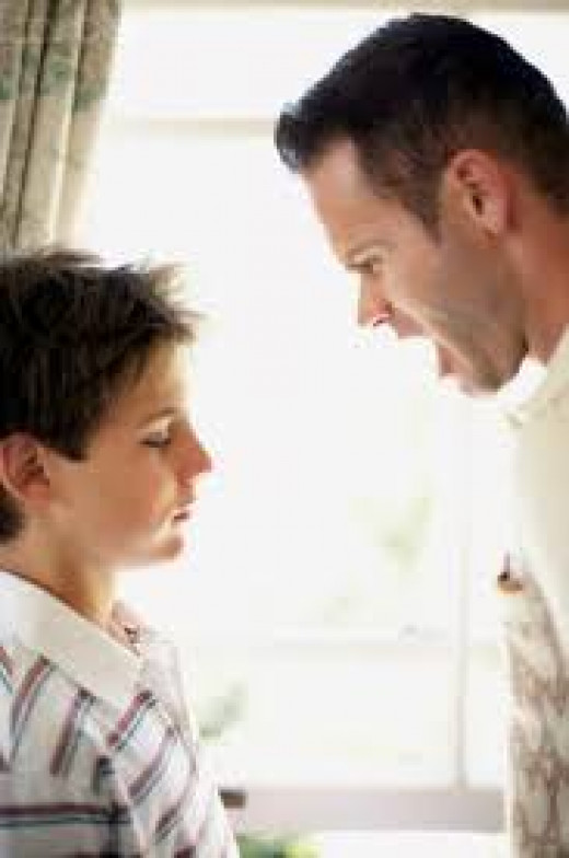 Such parents believe in keeping their children GROUNDED,VERY GROUNDED. They teach the latter that their goals should be tapered to reality. They feel that it's fallacious for children to have HIGH goals as they are  more likely to fail reaching them.