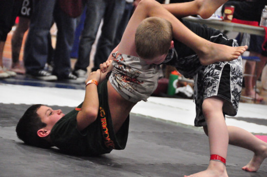 Kids today have access to a wide variety of different types of martial arts classes.