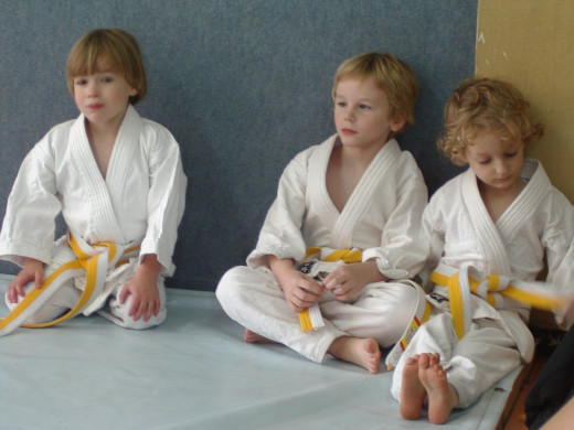For many, the friendships formed in martial arts classes are the best part!