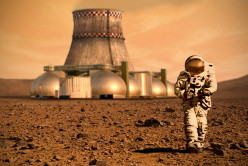 Mars One - Putting The Human Race On The Red Planet
