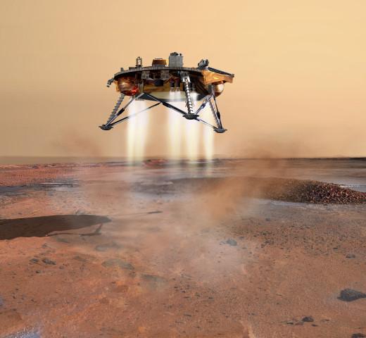 Mars One: Phoenix Landing - Wikipedia