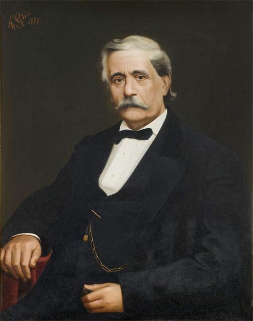 Antonio Barezzi, 1787-1867