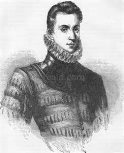The Courtier Poets:  Sir Philip Sidney