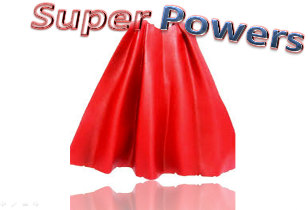 how to get super powers wikihow