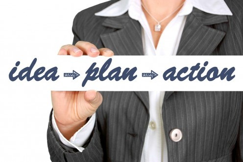 A good project plan will help to turn your ideas into reality