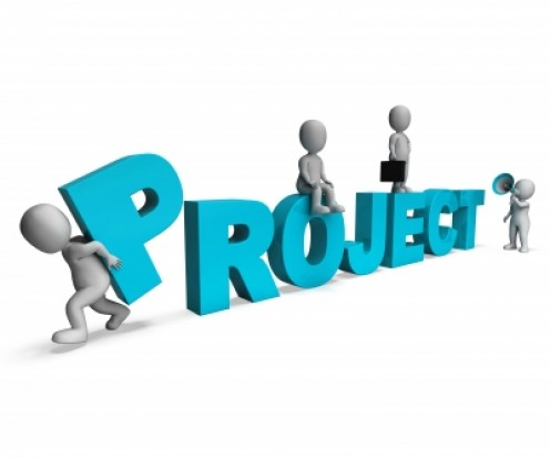 People need to work together to make a project deliver well