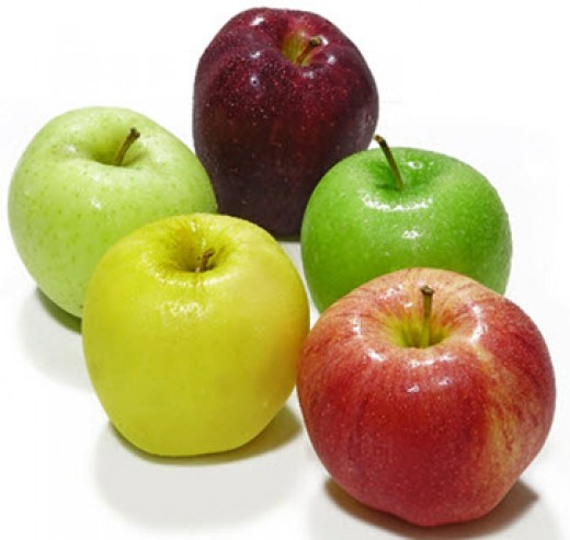 Apples and apple writers - so many choices