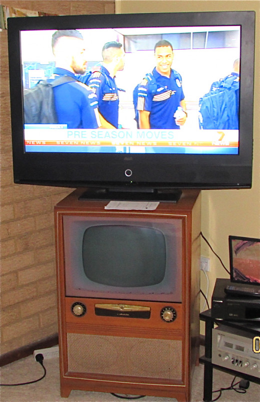 ".... now a stand for my AWA 42"" HD TV...!!"