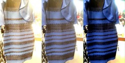 Dear Internet: stop talking about whether that color changing dress is white and gold or blue and black