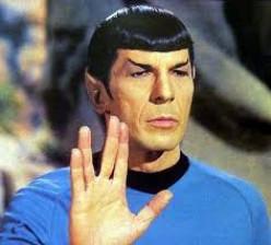 Star-Date, February 27th, 2015, An Avid Fan's Log - The Death of Mr. Spock (Leonard Nimoy)....