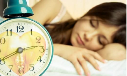 Set a bedtime schedule to help you sleep better